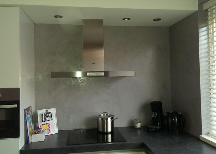 Achterwand keuken 5