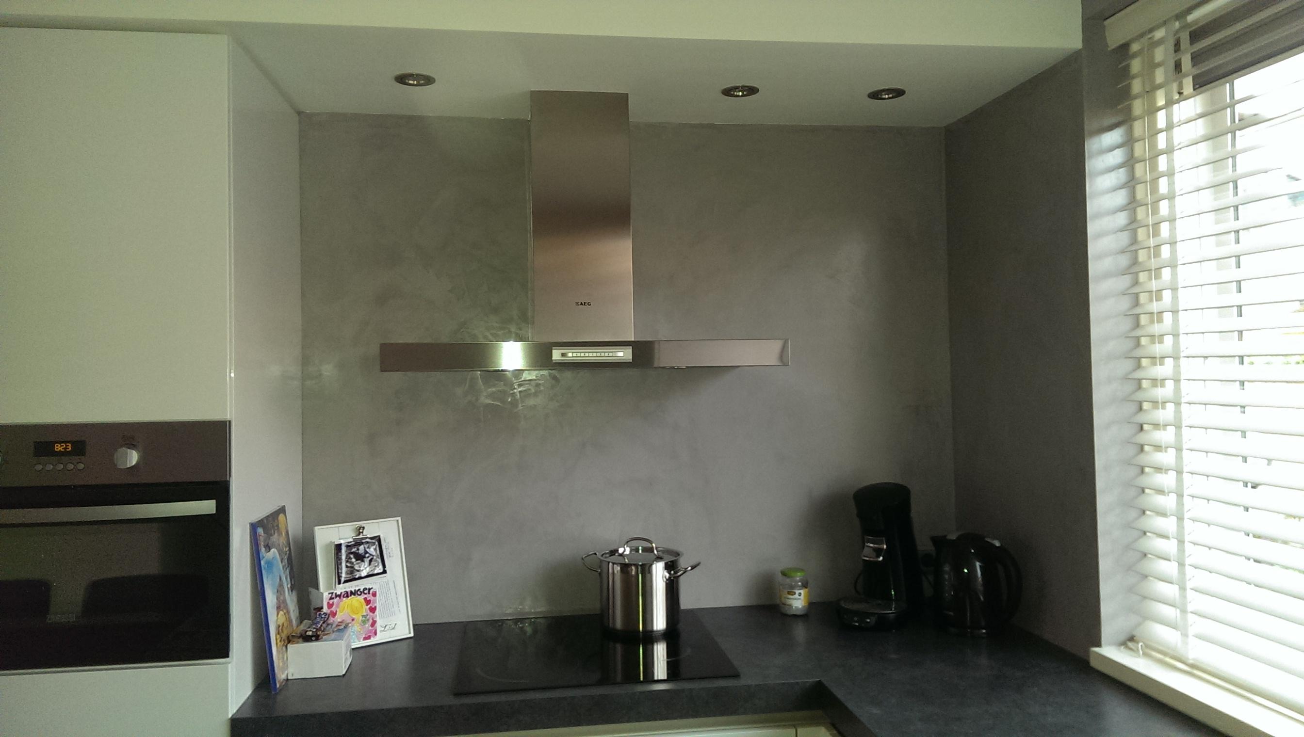 Achterwand Keuken Verven : Keuken verven welke verf