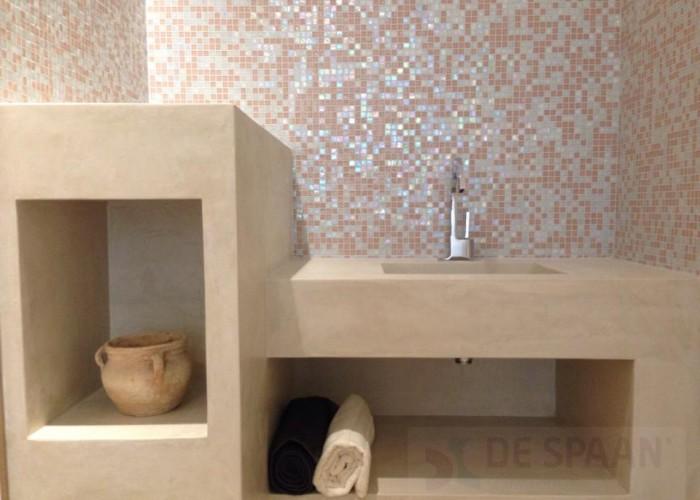 De Spaan Showroom / De Spaan Microcement betonlook meubels Arnhem Nederland