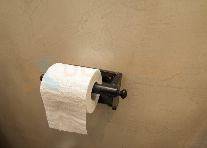 Toiletrenovatie Naadloze wanden microcement gietvloeren coatingvloer