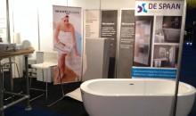 De Spaan Showroom whirlpool systeembaden vrijstaand bad Arnhem